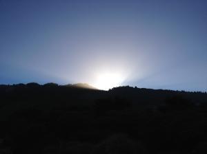 Mount Tam Sunrise